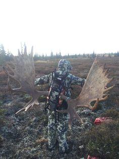Hunt Report | Kory Deming DIY Moose Hunt