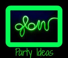 Lots of great ideas to help you plan a black light party, including suggestions for invitations, decorations, activities, food and favors.