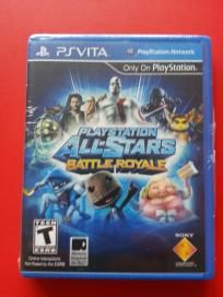 PlayStation All-Stars Battle Royale for Playstation Vita free shipping