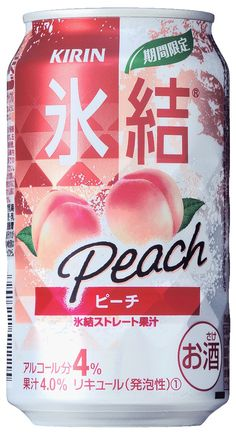 KIRIN - 氷結 PEACH
