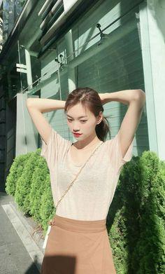 South Korean Girls, Korean Girl Groups, Kim Sejeong, Kpop Couples, Mixed Girls, Korean Star, The Most Beautiful Girl, Aesthetic Photo, Woman Crush