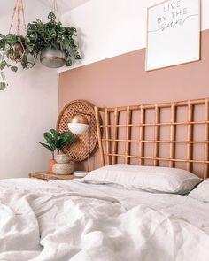 home decor bedroom wall Home Decor Accent Colors 2020 _ Home Decor Colors 2020 Bedroom Wall Colors, Home Decor Bedroom, Master Bedroom, Diy Bedroom, Accent Wall Bedroom, Modern Bedroom, Girls Bedroom, Pink Bedroom Walls, Bedroom Ideas