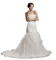 ImPrincess Wedding Dress Romantic Style NO.ip4-5828...
