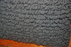 Astrakan cushions