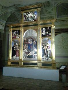 Museo Villa Colloredo Mels, Recanati. #invasionidigitali #musei