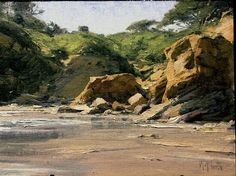 "Matt Smith Fine Art - ""Erosion"""