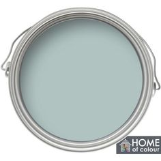 Home of Colour Onecoat Duck Egg - Matt Emulsion Paint - 2.5L at Homebase -- Be inspired and make your house a home. Buy now.