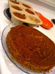 Easy, delicious and healthy Gluten Free Paleo Protein Pumpkin Pie/Muffins recipe from SparkRecipes. See our top-rated recipes for Gluten Free Paleo Protein Pumpkin Pie/Muffins.