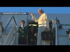 Pope's weekly schedule: Trip to Sweden and Jubilee for prisoners - ROME REPORTS