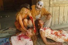The Devil's Rejects (2005) | 25 Great Gory Horror Films