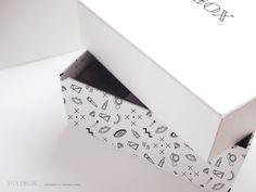 ...és megszületett egy doboz. Peek-a-boo!