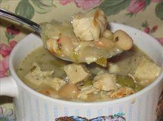 White Chili  (Football Soup)