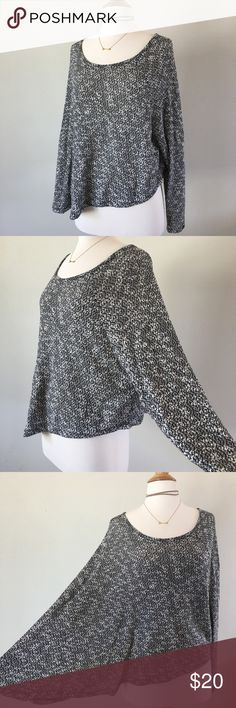 Asymmetrical poncho Gently used. No signs of wear. Vans Sweaters Shrugs & Ponchos