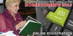 The fastest, easiest way to register for Bluefield College's Homecoming 2013: Online Registration: http://www.bluefield.edu/homecoming-2013