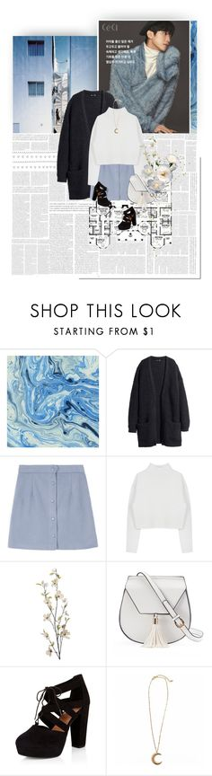 """""""SELECTION//202"""" by kareeenn ❤ liked on Polyvore featuring Dion Lee, Pier 1 Imports, Yoki, New Look and Cullen"""