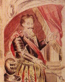 Hermann II, Count of Celje. His daughters Barbara married Sigismund and Anne married Miklos (Nicholas) II Garay. Niece Anne married Władysław II Jagiełło, King of Poland and Supreme Duke of Lithuania. Order Of The Dragon, Good Lawyers, Baroque Architecture, Counting, Medieval, Lithuania, Poland, Bosnia, Hungary