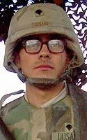 Army Spc. Robert L. DuSang  Died June 30, 2004 Serving During Operation Iraqi Freedom  24, of Mandeville, La.; assigned to 1st Squadron, 2nd Armored Cavalry Regiment, Fort Polk, La.; killed June 30 when a tire blew out on the 5-ton vehicle in which he was riding and the vehicle overturned.