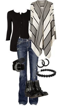 Style for over 35 ~ perfect wrap