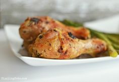 A Delicious recipe for Portuguese Marinated Oven Baked Chicken #Portuguese #recipes #ovenbaked