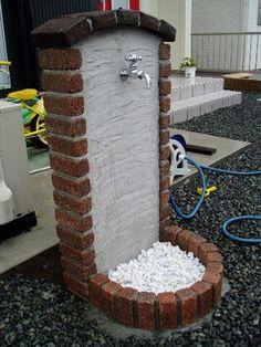 立水栓 diy - Google 検索