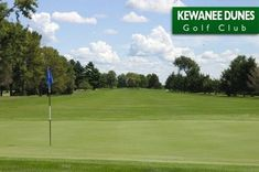 $20 for 18 Holes with Cart and Range Balls at Kewanee Dunes Golf Club in Kewanee near Peoria ($44 Value. Good Any Time until August 1, 2017!)