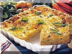 Praktická Kuchařka: Zeleninové lasagne Quiche, Breakfast, Food, Lasagna, Morning Coffee, Essen, Quiches, Meals, Yemek