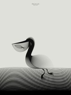 New Animals Drawn with Moiré Patterns by Andrea Minini http://www.thisiscolossal.com/2014/08/new-animals-drawn-with-moire-patterns-by-andrea-minini/