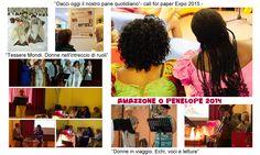 Amazzone o Penelope's events in 2014