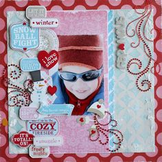 A Project by alolette from our Scrapbooking Gallery originally submitted 12/12/11 at 08:41 AM