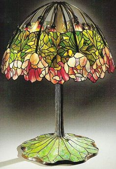 280 Fantastiche Immagini Su Lampade Tiffany Stained Glass Antique