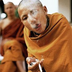 Mood, badass monk