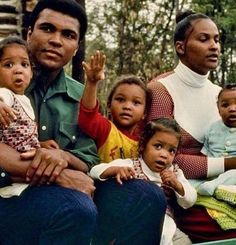 Muhammad Ali with Khalilah Camacho Ali (born Belinda Boyd in is the former… Muhammad Ali Boxing, Black History Books, Float Like A Butterfly, Hometown Heroes, Vintage Black Glamour, Black Families, Black Pride, African American History, Black Love