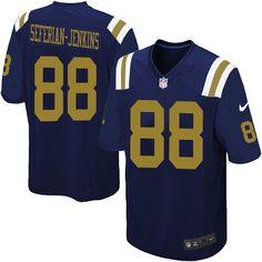 $24.99 Men's Nike New York Jets #88 Austin Seferian-Jenkins Limited Navy Blue Alternate NFL Jersey