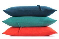 jäll & tofta - merino wool cushion by Tina Ratzer