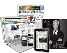 Get The Best Of Wall Street Journal Subscription Offers From A Reputed Vendor In Town
