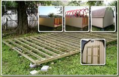 storage sheds buildings | 10X12 Storage Shed Plans – Learn How To Build A Shed On A Budget ...