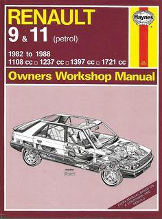 (822) Renault 9 & 11 1982-1988