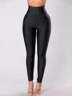 Trendy High Waist Hip Lift Yoga Leggings