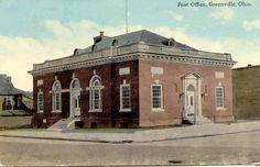 Post office  Greenville, Ohio