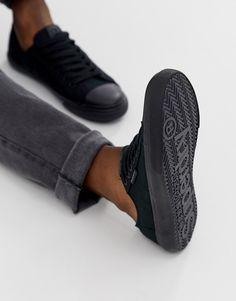 Giorgio Mens Wilson Slip On Shoes Formal Footwear Elasticated Inserts