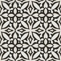 Cement Tile Shop - Encaustic Cement Tile Zebra