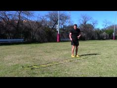 Coach Kozak's Top 15 Agility Ladder Drills - Agility Ladder Exercises - Speed Ladder Workout