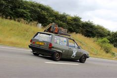 Rolling shot of my polo mk2 on the M1 England! #Volkswagen #VW #golf #cartweet #PKW #cars #Passat #beetle #polo #car