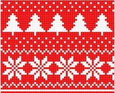 Bilderesultat for fair isle knitting free charts Fair Isle Knitting Patterns, Fair Isle Pattern, Knitting Charts, Loom Knitting, Knitting Stitches, Knitting Designs, Knit Patterns, Free Knitting, Knitting Projects
