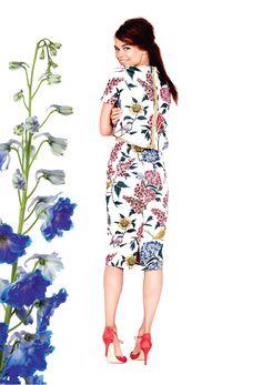 #Boden #SS15 #sneakpeek ♡ Bloom Through the Gloom @Boden