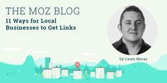 Great article on how to get links to your local business page!
