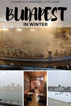 A winter trip to Budapest, Hungary: Buda Castle, Thermal Baths, Opera House, Parliament House, Heroes Square, Margaret Island, Great Market Hall, Christmas Market...