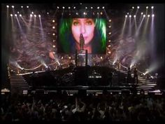 Cher - I Still Haven't Found What I'm Looking For - YouTube
