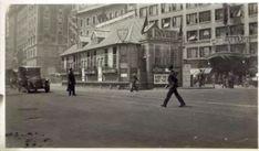 1918 Longacre Square ( Times Square ) eBay image