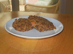 I love sweet potato quinoa cakes for a quick on the go food! #quinoa #sweetpotato #recipe